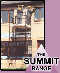The Summit scaffold tower range